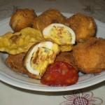 recept za kuvana jaja koja su pohovana