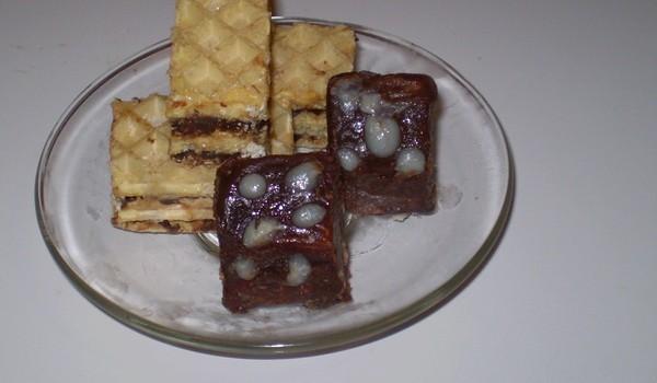kocke od kokosa kolač