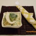 brokoli i karfiol u salati