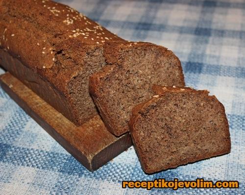 hleb bez kvasca