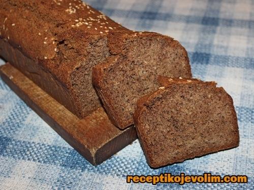 hleb od raženog brašna