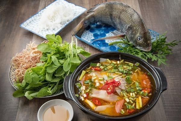 riba za rucak tokom posta